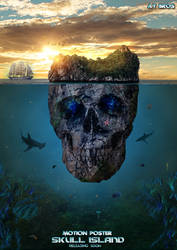 Skull Island by aman150611