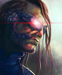 Cyborg by aman150611