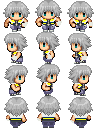 Rpg Maker Vx Riku KH3D in KH2 Outfit by dfox20
