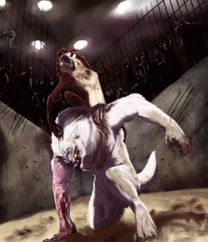 King of Wolves Tournament - Autumn vs Vasily