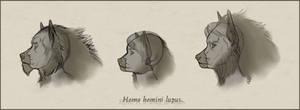 Phantom Limbs by TeknicolorTiger
