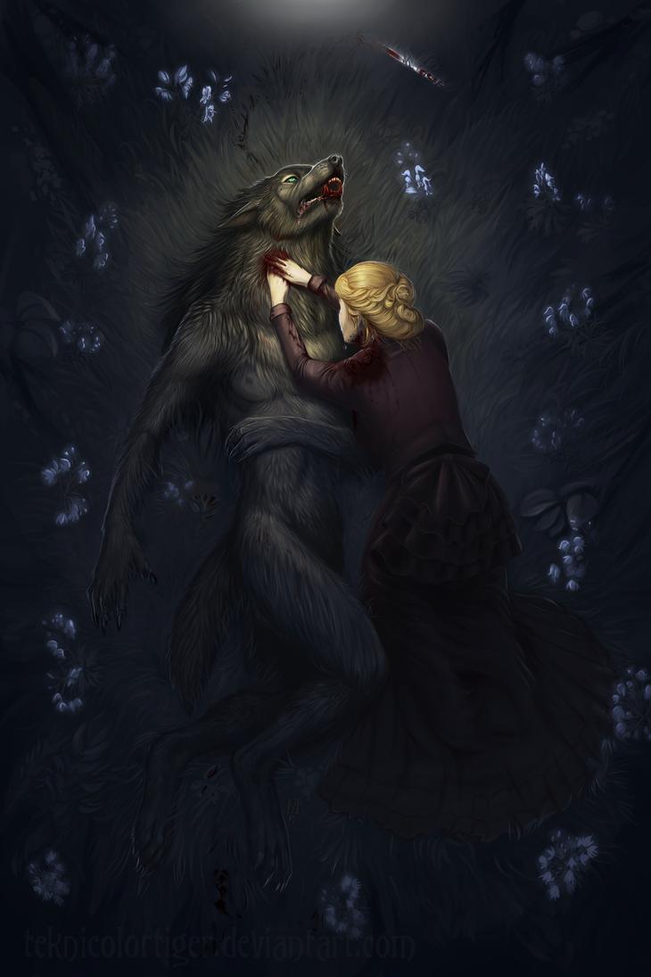 Cages - Werewolves Versus Romance by TeknicolorTiger