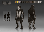 Reference Sheet: Howlitzer