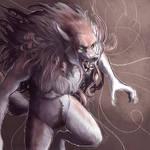 Strawberry Werewolf