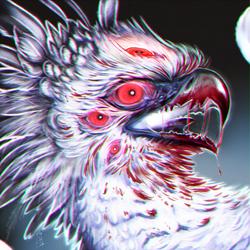 Halloween Snarly: Imseti by TeknicolorTiger