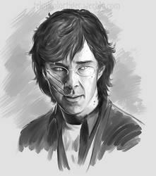Denholm Portrait 1