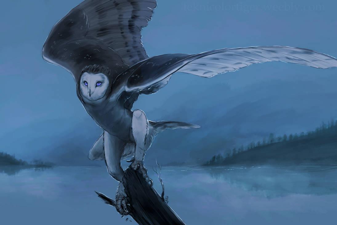 Alex In The Twilight by TeknicolorTiger