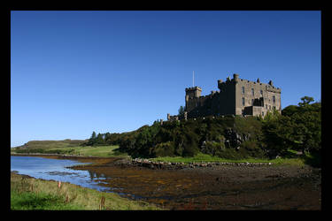 Dunvegan Castle by StudioPeter