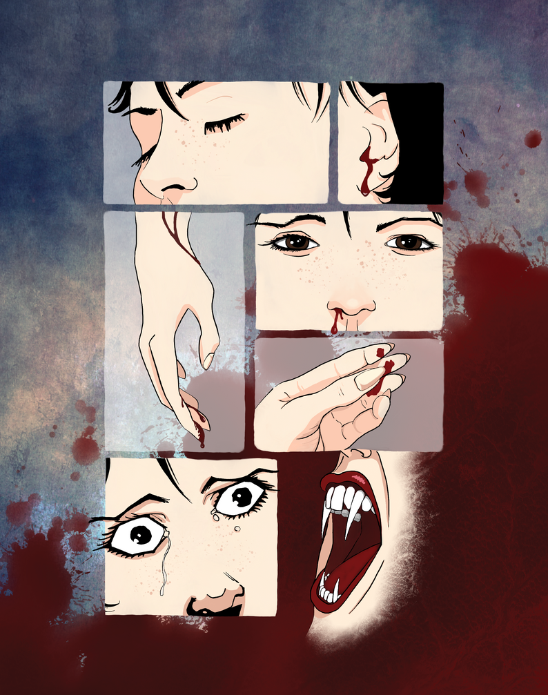 Why Am I Bleeding? by atomantic