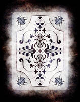 Beetle Royale: Poker Deck, Card Back v7 by atomantic