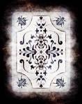 Beetle Royale: Poker Deck, Card Back v7