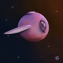 Drone painting #01