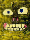 grimace by thepostitsproject