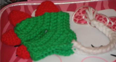 A Yoshi hat for my Yoshi