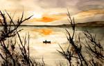 Best Sunset by lyralimn
