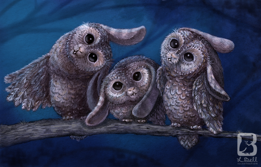 Owlbits by LindseyBell