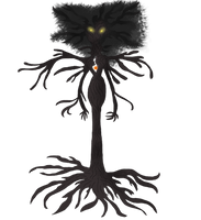 The Dark Tree Rottedcore by FireEmber345