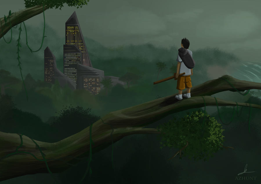JungleTree by Azhunt