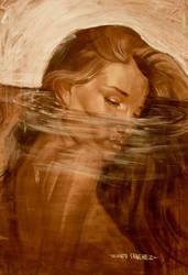 Intimate portrait 2 by sanchezart
