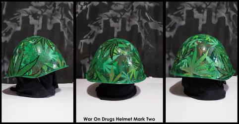War On Drugs Helmet Mark 2