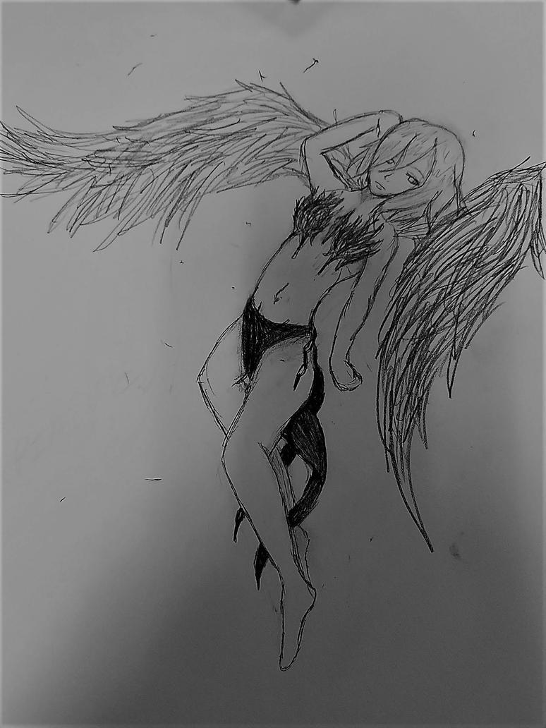 Ariadne- (*Very* Rough) by SnoweWoulf