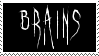 BRAINS by Emthehotpinkbunny