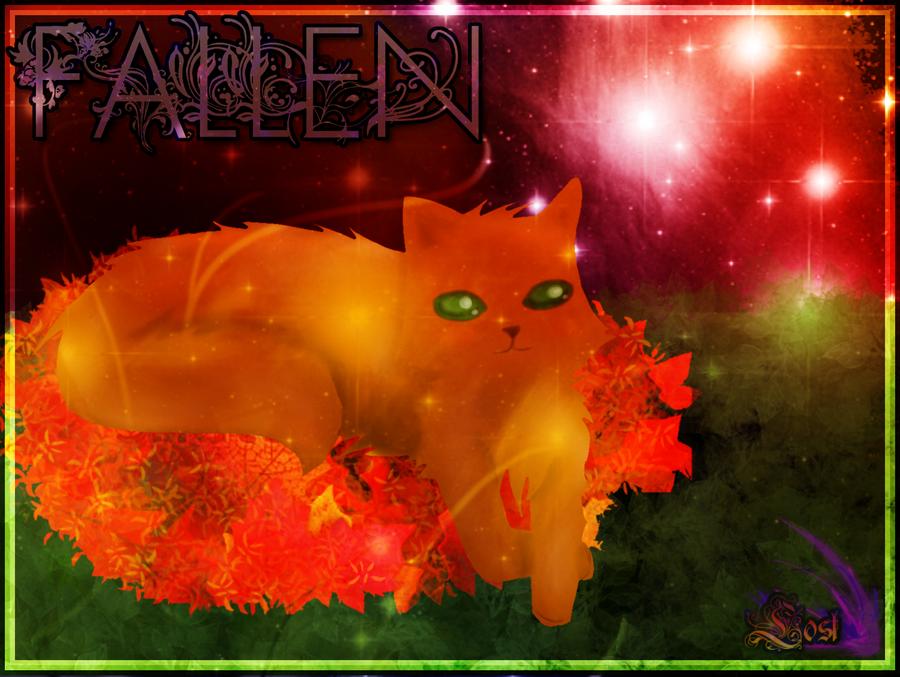 Fallen Stars- Maple Leaf by Rainstarlightsky