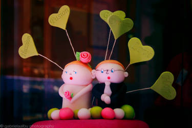 love is made from marzipan