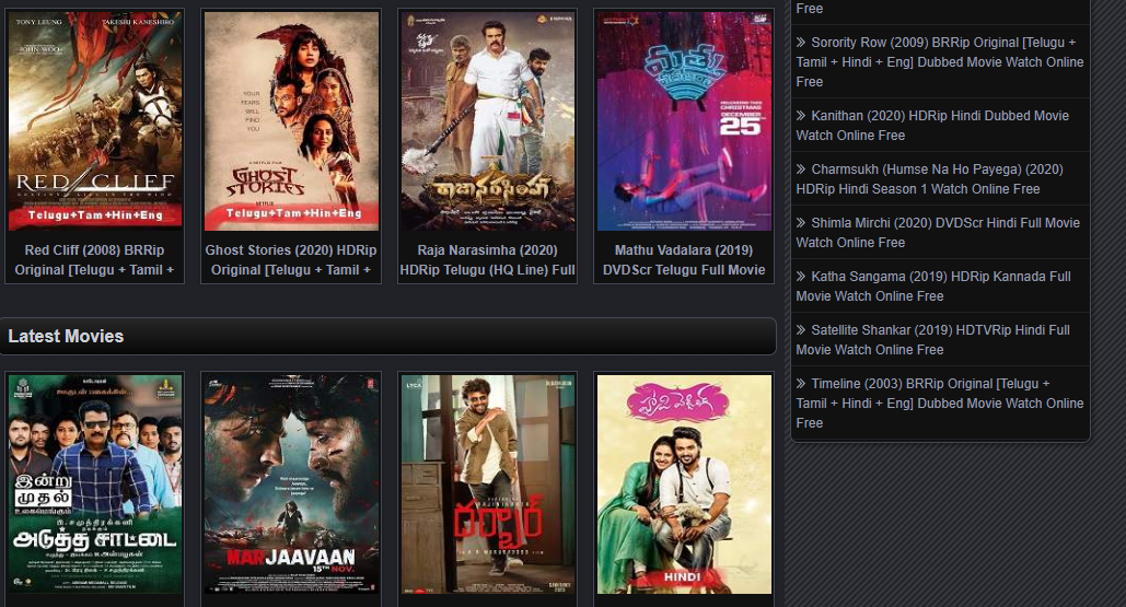 Bolly4u 2020 Download Free Hollywood Tamil Movie By Isaimini On Deviantart