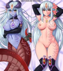 Alice Monster Girl Quest by TwistedScarlett60