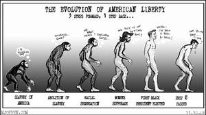 DeEvolution Of Liberty