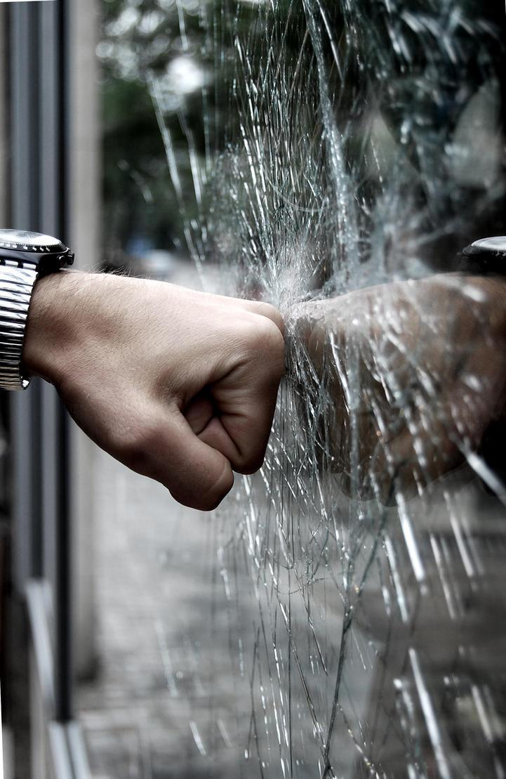 Self-damage by Julisss