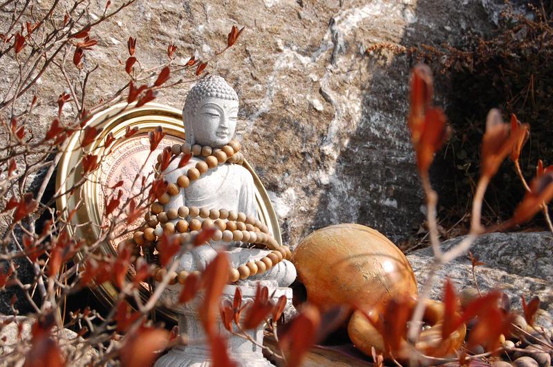 Bodhisattva by Julisss