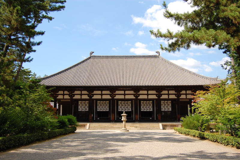 Toshodaiji by Julisss