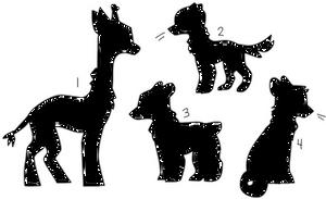 (FTU) 4 Free to Use Simple Animal Bases