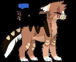 (CLOSED) Art-OTA Cat Adoptable by CatSplat