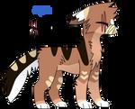 (CLOSED) Art-OTA Cat Adoptable
