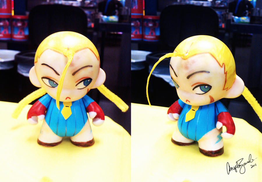 Cute Munny Designs Cammy Munny Design by