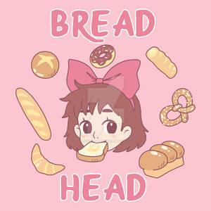 Kiki's Delivery Service Bread Head~