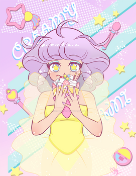 Creamy Mami Crepes