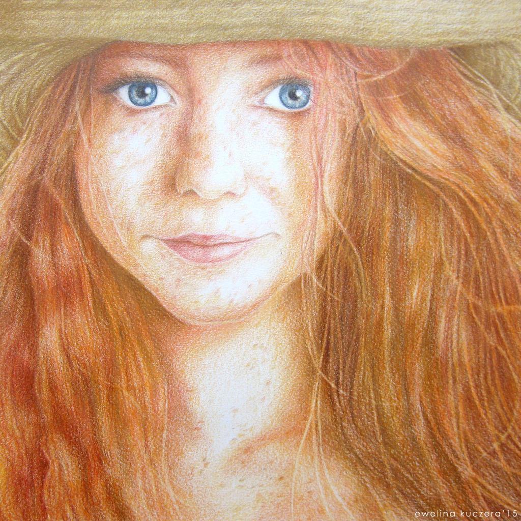 Red Hair by Kot-Filemon