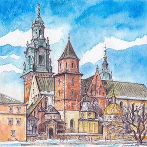 Wawel Cathedral - Cracow, Poland