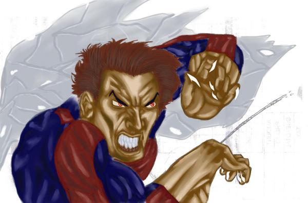 Spider-Man 2099 By Wraith2099 On DeviantART