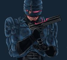 Robocop by wraith2099