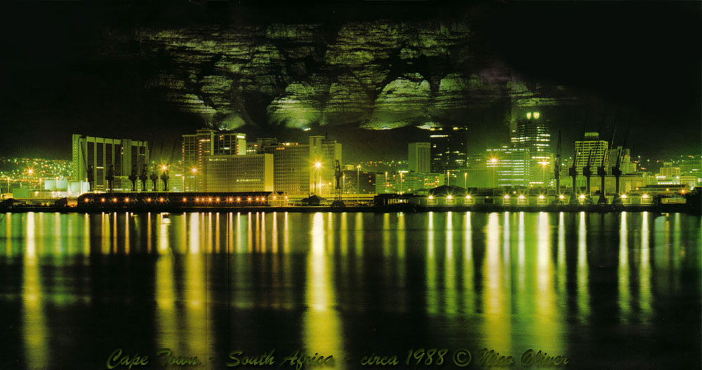 Cape Town Circa 1988