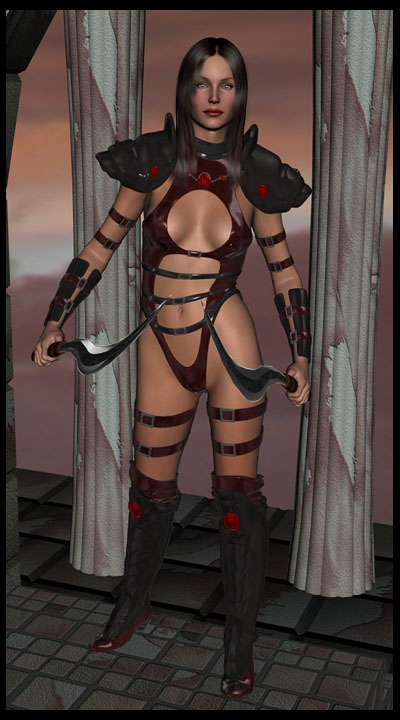 Vicky's New Clothes by Zaleeu