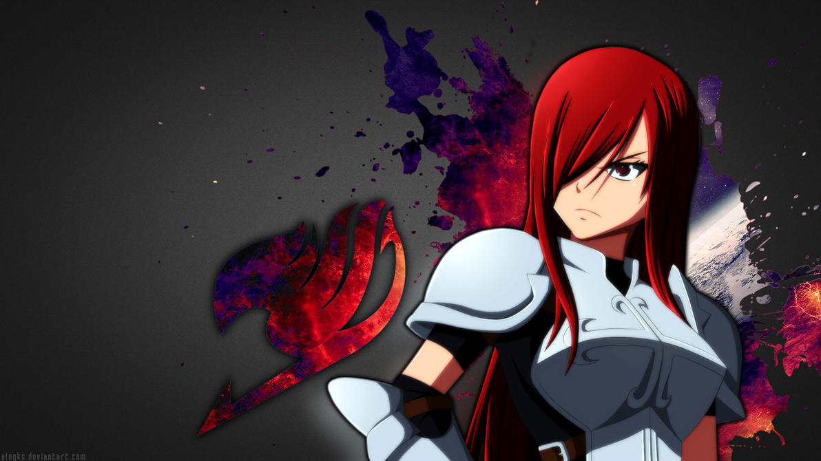 erza scarlet wallpaper -#main