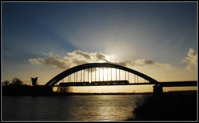 Crossing the River Lek by Esperimenti