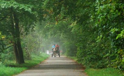 A Sunday-morning ride by Esperimenti