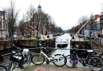 January in Amsterdam by Esperimenti